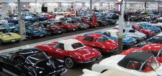 Colección de Muscle Cars