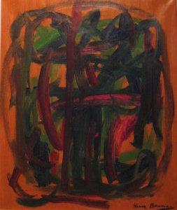 cuadro pierre brassau El arte contemporáneo, otra burbuja más